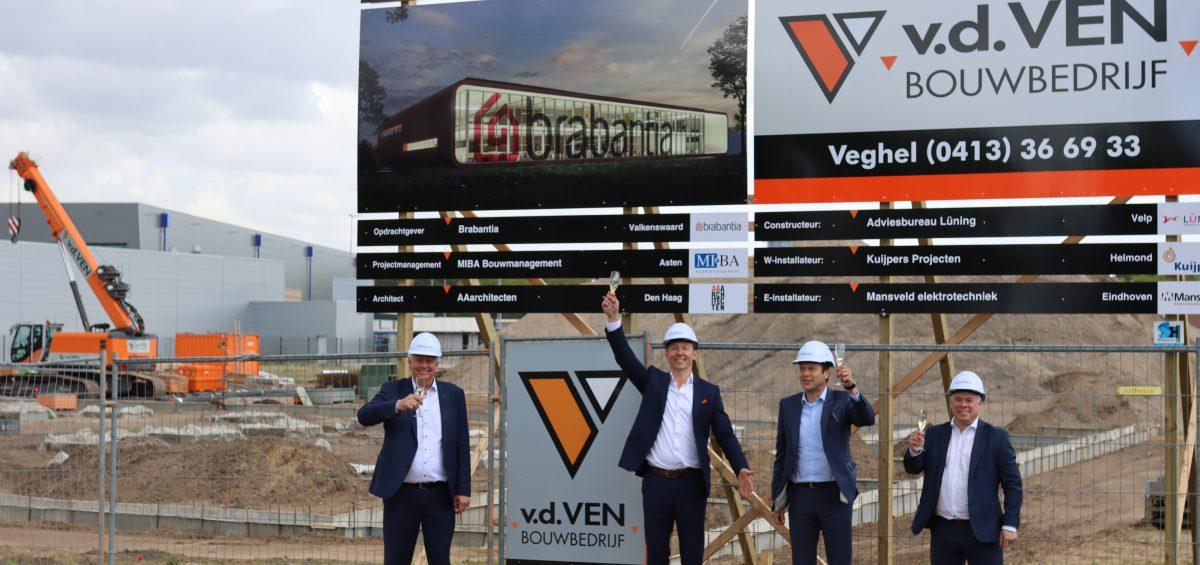 Brabantia bouwt nieuw onderkomen in Valkenswaard