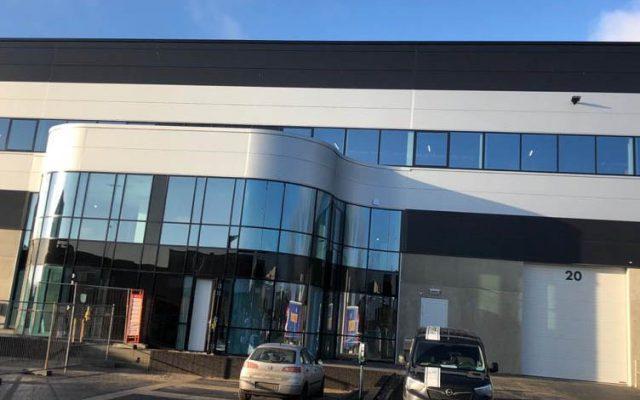 Modern distributiecomplex voor ProDelta